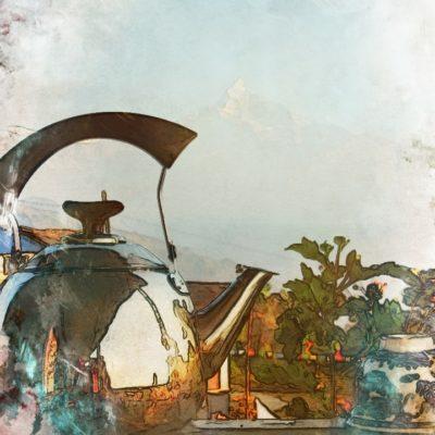Чай из Непала